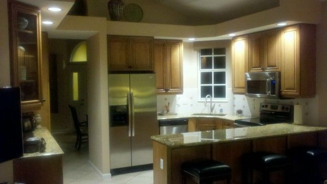 Cabinet Refacing Estimates From Kitchen Facelifts
